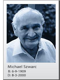 Michael Szwarc discovered parylene