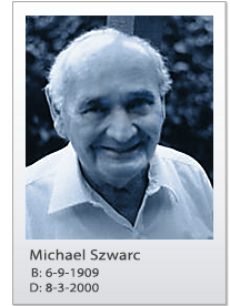 Michael Szwarc discovered parylene