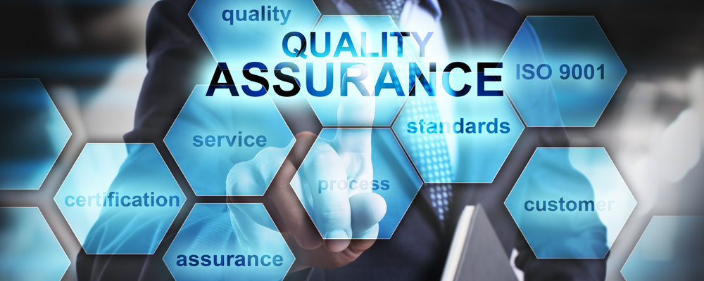 Our quality assurance process