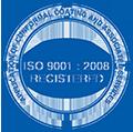 ISO 9001: 2008 Registered